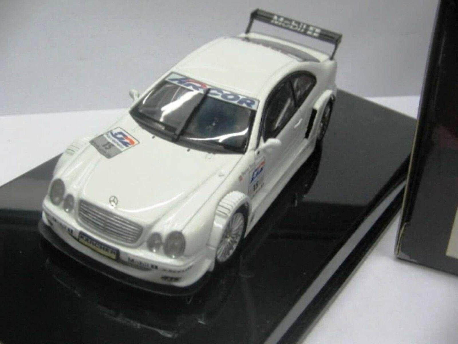 Wow extrêmement rare MERCEDES DTM 2000 2000 2000 CLK400 Turner 1 43 Auto Art-MINICHAMPS b70d67