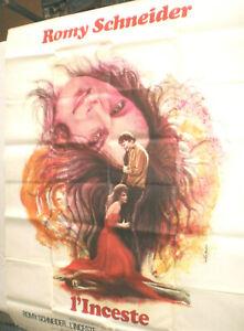 XXL Filmplakat,Plakat, I`INCESTE ,ROMY SCHNEIDER,# 94