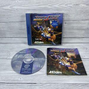 Sega Dreamcast Spiel-Trickstyle Boxed komplett UK PAL VGC. Aklaim