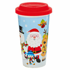 Choose Design Novelty Premier Christmas Travel Mug Character Design