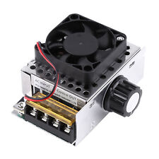 Motor Speed Controller Motor Control Board Ac 110v 4000w Adjustable Voltage