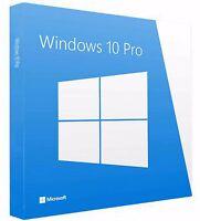 Windows 10 Professional 32/64 Bit Product Key - Win 10 Pro OEM Lizenzschlüssel