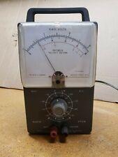 Heathkit Av 3 Audio Vtvm Test Meter Audio Vtvm The Heath Company Tube Tester