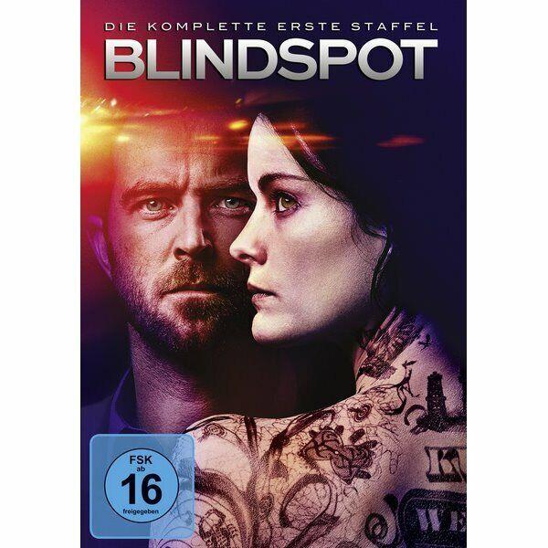 DVD Neuf - DVD * Blindspot Season 1