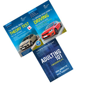 Adulting 101,Official DVSA Guide to Driving,Theory Test 3 ...