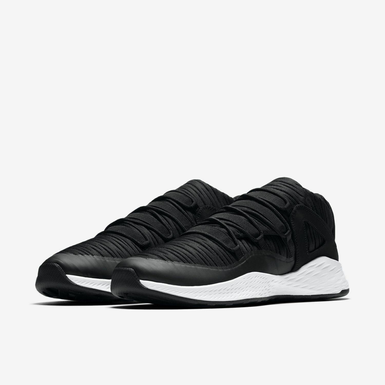 Casi Fuera de servicio Tener un picnic  Nike Jordan Formula 23 Low Black White Mens Lifestyle Shoes SNEAKERS  919724-011 13 for sale online | eBay