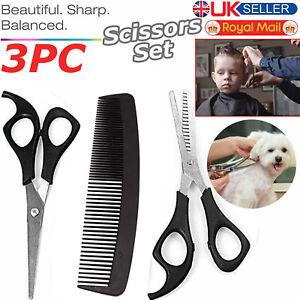 Professional-Salon-Hairdressing-Hair-Thinning-Cutting-Barber-Scissors-Set