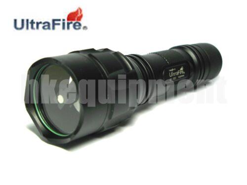 Ultrafire UF-007 UF007 Recoil Cree LED Flashlight Torch