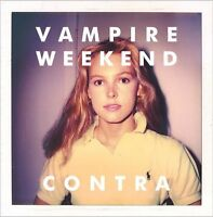 Vampire Weekend - Contra [new Cd] O-card Packaging on Sale