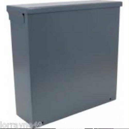 Outdoor NEMA 3R 16166R NKO Screw Cover Enclosure Without KO 16x16x6