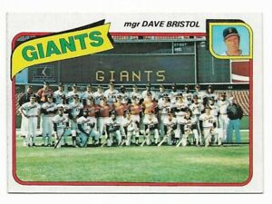 1980-Topps-San-Francisco-Giants-Team-Set-with-Willie-McCovey