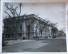 EARLY METROPOLITAN MUSEUM OF ART MANHATTAN NEW YORK CITY WIRE PHOTO 8 X 10