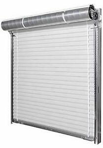 Brand new white 8 x 8 roll up door great for sheds or garages!! Hamilton Ontario Preview