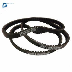 3-Pack-203589-5959-Go-Kart-Drive-Belt-30-Series-Fit-for-Manco-5959-Comet-203589