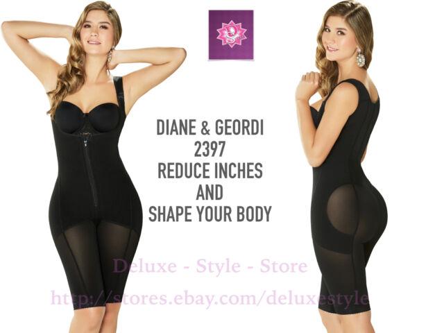 f6db57847c Fajas Diane   Geordi 2397 Women s Body Shaper Postsurgery Girdle Black 34  for sale online