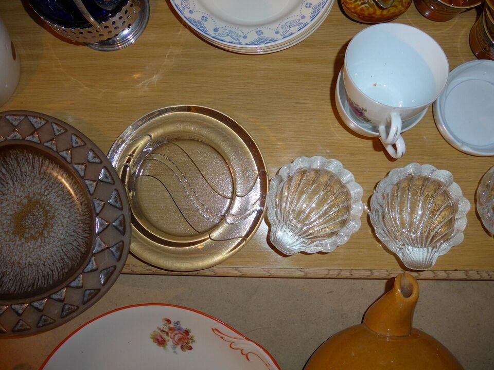 Porcelæn, Antikke ting og sager - blandet med mere