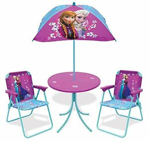 Image Is Loading Kids Outdoor Patio Set Toddler Table Chair Umbrella