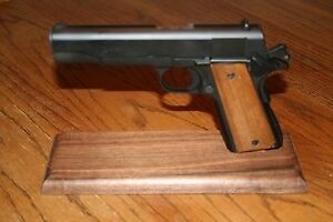 Model-1911-Government-Walnut-Display-Stand