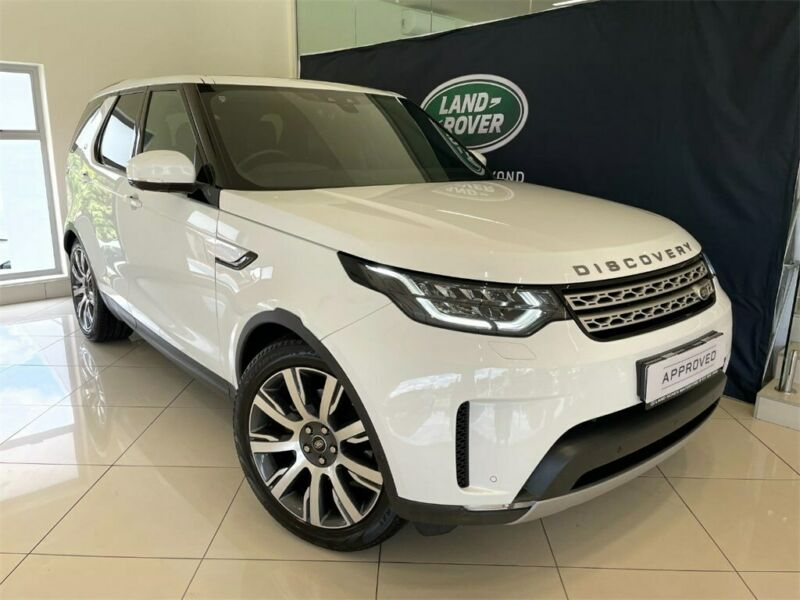 2020 Land Rover Discovery MY20 3.0 D Hse (190kW)