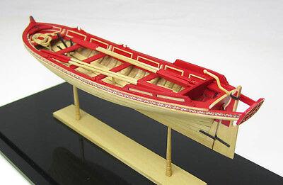 Model Shipways MS1458 21ft English Pinnace Plank-On-Frame Wood Ship Kit NEW mm99