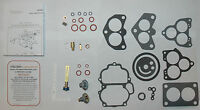 1934 57 Carb Kit Holley 3 Bolt 2 Barrel 94 2100 Ford Flatheads For Todays Fuels