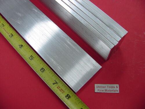 60 Pieces 1/4 X 2 ALUMINUM 6061 FLAT BAR 8 long T6511 .25x 8 Mill Stock
