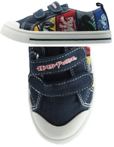 Harry Potter Boys Geryon Trainers Shoes