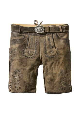 Stockerpoint con Pantaloni pelle Thomas cintura da in uomo dXXxr14