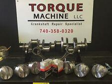 "Chevy 6.00"" Rod Sbc 383 Rotating Assembly New Rods, Crank & Pistons, Bearings"