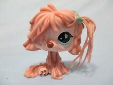 Littlest Pet Shop #830 Special Edition Pink Sheep Mop Dog 100% Authentic