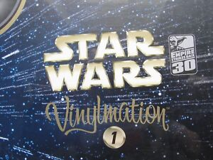 Disney-Vinylmation-StarWars-Series-1-Case-24-Factory-Sealed-Box-Tray-w-Chaser