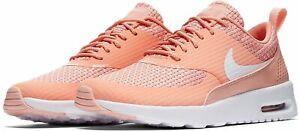 Da-Donna-Nike-Air-Max-Thea-UK-8-US-10-5-EUR-42-5-ROSA-BIANCO-616723-605