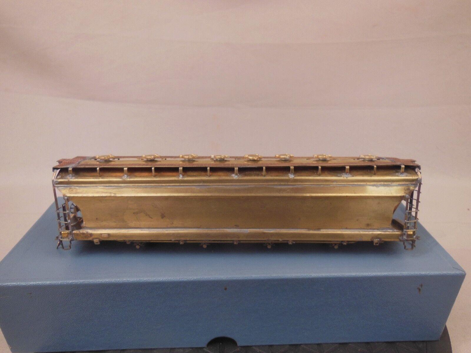 Ho Walthers ACF de latón 8851 centro de flujo cf 5250 4 Bay cubierto tolva auto cuerpo 1 3