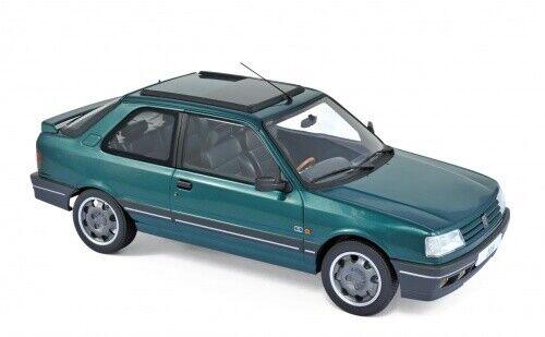 Peugeot 309 GTI 1991 Goodwood Green 1:18 norev