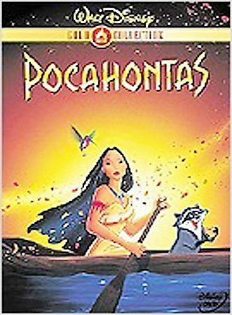 1 of 1 - Pocahontas Disney Gold Classic Collection