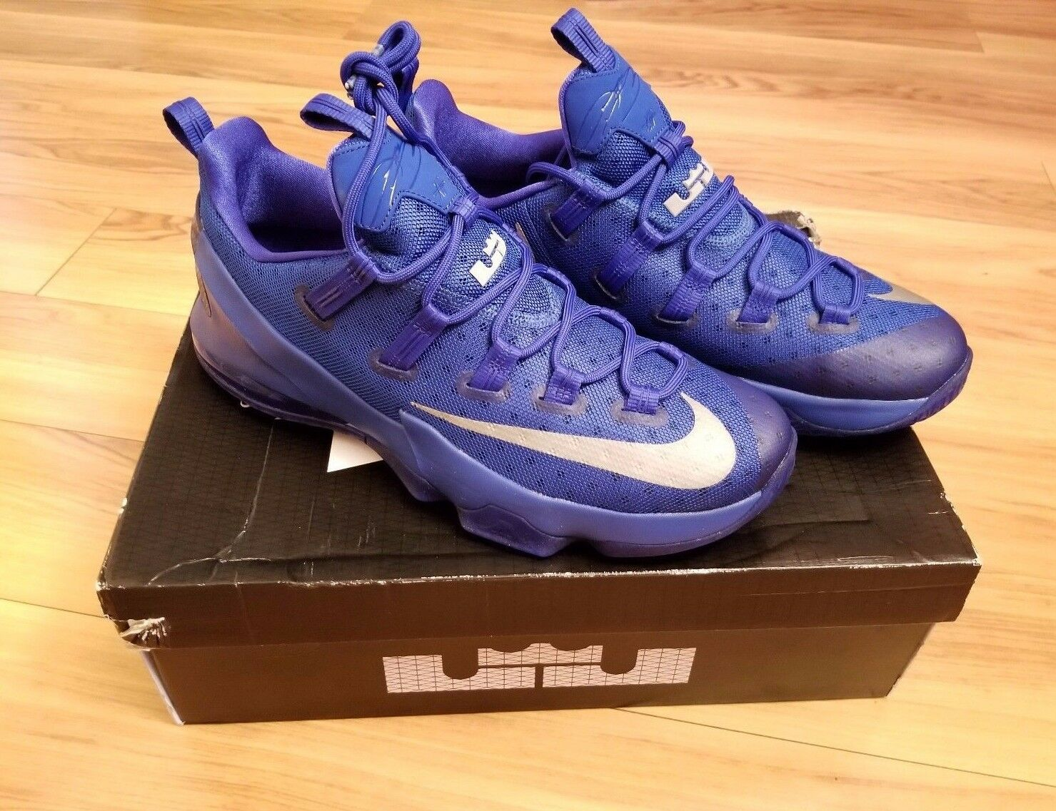New-In-Box! Nike Lebron James 13 Price reduction Low Shoes Men's Comfortable Special limited time