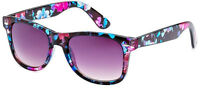 Womens Klassik Retro Sunglasses Casual Sport Shades Free Bag Flw01 Bogo
