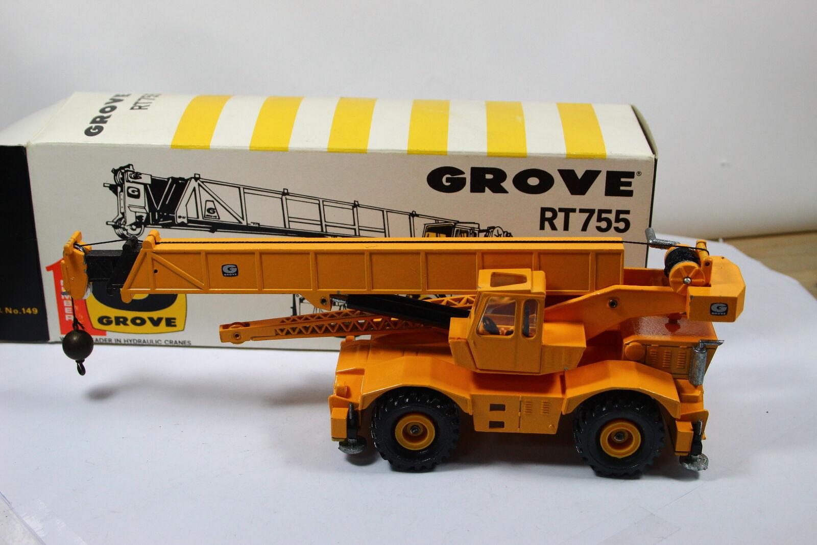 mejor precio NZG 149 149 149 Grove autokran RT 755 1 50 werbemodell OVP  Entrega gratuita y rápida disponible.