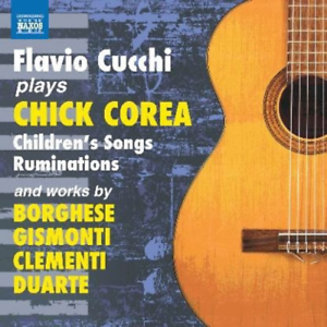 FLAVIO-CUCCHI-FLAVIO-CUCCHI-PLAYS-CHICK-COREA-JAPAN-CD-C15
