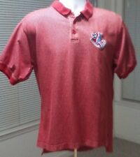 Vintage NFL 1997 Tennessee Oilers Logo Athletic men's polo shirt