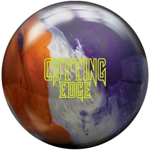 16lb Brunswick CUTTING EDGE PEARL Bowling Ball NIB Undrilled COP//TITANIUM//PURPLE