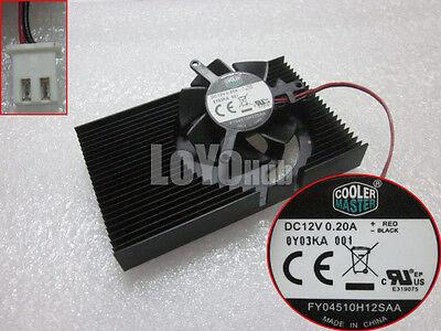 NEW Zotac 9400GT GT210 GT520 graphics card fan PLD05010S12M 4-Pin