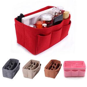 Small-Cosmetic-Bag-Makeup-Bag-Organizer-Bag-Multi-Pocket-Case-Felt-Tote-Handbag