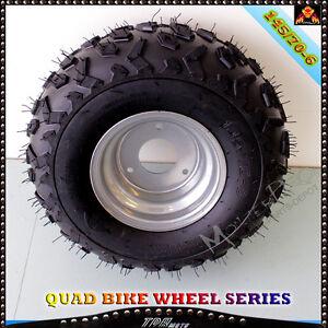 145-70-6-034-Inch-Wheel-Tyre-Rim-50-70-90-110-125cc-Quad-Bike-ATV-Go-Kart-Buggy