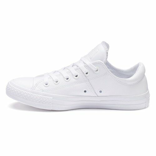 Women's Converse Chuck Taylor Taylor Taylor All-Star Madison Leather Low-Top Sneakers size 10 c43d50