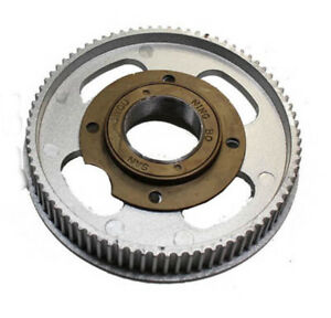 80-Tooth-Drive-Gear-Belt-Cog-with-Freewheel-for-electric-scooter-5M-15-Belts