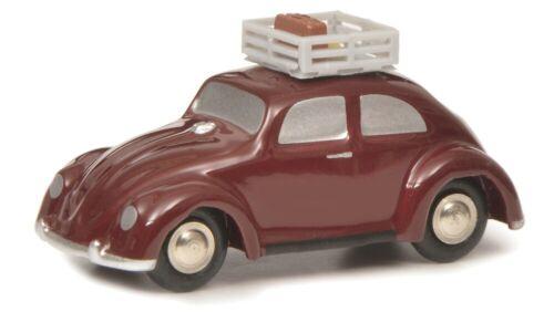 """/""""tempi di viaggio/"""" Schuco 05617-Schuco piccolo Volkswagen//VW MAGGIOLINO NUOVO"""