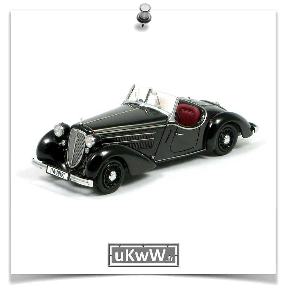 acquistare ora Minichamps 1 43 - Audi Audi Audi davanti 225 stradaster 1935 nero  qualità ufficiale
