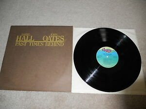Hall-amp-Oates-Past-Times-Behind-1st-United-Press-Near-Mint-CLEAN-A-SOUND