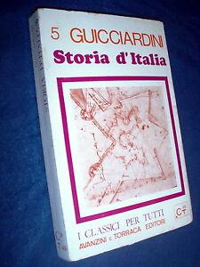 Francesco-Guicciardini-STORIA-D-039-ITALIA-5-libri-15-16-17-e-18